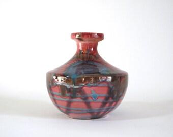 Unique Mid Century Italian Vase