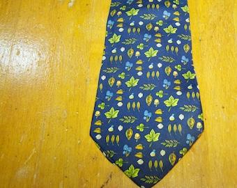 Vintage Authentic Salvatore Ferragamo Silk Tie