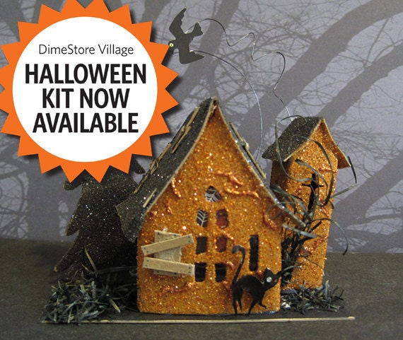 Halloween Kit by DimeStoreVillage