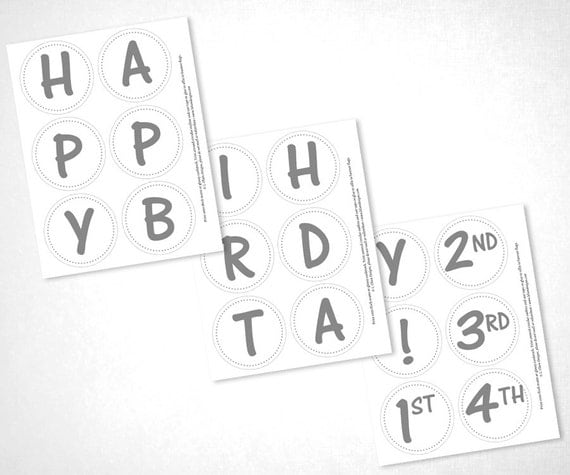 happy birthday letters to color happy birthday banner letters diy printable instant 23063 | il 570xN.724616836 a1pt