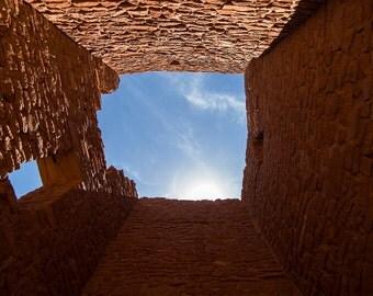 Wupatki Ruins Photography Print