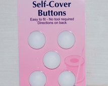 self cover buttons instructions