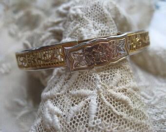 Deco Childs Filigree Bracelet