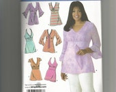 Simplicity Pattern 4277 Misses/Women's Tunics 10 12 14 16 18