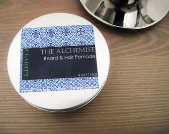 Hair & Beard Pomade - The Alchemist - Clarity
