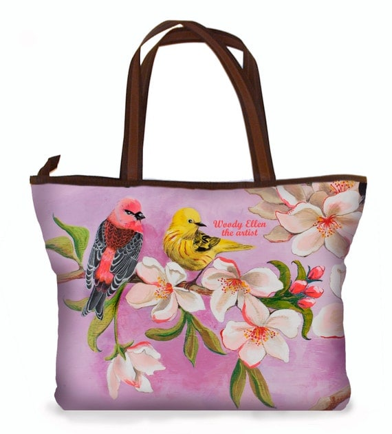 retro shopper,Bloom,birthday gift,gifts for her,gifts for mom,Woody Ellen handbag,christmas gifts,christmas gift ideas,new years gifts