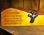 Friendship Tablet w/ Ebon...