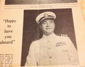 The Missourian Ship's Paper - 1945