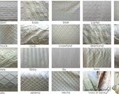 Crib Sheet, Baby Bedding, Neutral Fitted Sheet, Oatmeal & Cream Cotton Luxe Collection, Made to Order
