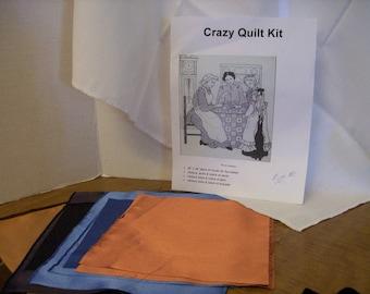 Crazy Quilt Kit