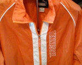 SALE / Vintage Puma Windbreaker / Vintage Puma Jacket / 1980's Puma Jacket / Vintage Tennessee Windbreaker