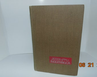 Vintage John Steinbeck The Winter of Our Discontent HC Viking Press 1961