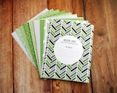 CLEARANCE: Lime Green Page Color Scheme
