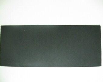 "Kydex, Calcutta Black, Sheet,  2-7/8"" x 7"""
