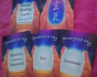 Energy Healing Channeled Oracle Reading - PDF Document