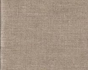 1 Metre 27 Count Raw Linen Cross Stitch Fabric 39 x 27.5 inches