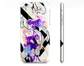 iPhone 6 case - Abstract art - iPhone 6 cover - Cell Phone case - Trendy phone case - Phone cover - Watercolor iPhone