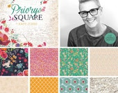 F8 Bundle - Priory Square by Katy Jones for AGF