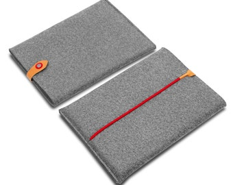 "New 13''Macbook Case Laptop Sleeve Wool Felt Tablet Sleeve Felt  for Air 13""  Macbook Christmas Gift"