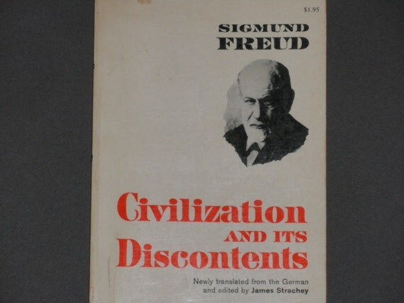 an analysis of the topic of the book civilization and its discontents by sigmund freud