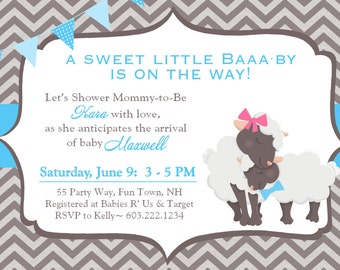 il_340x270.675924100_mwvq lamb baby shower etsy,Lamb Themed Baby Shower Invitations