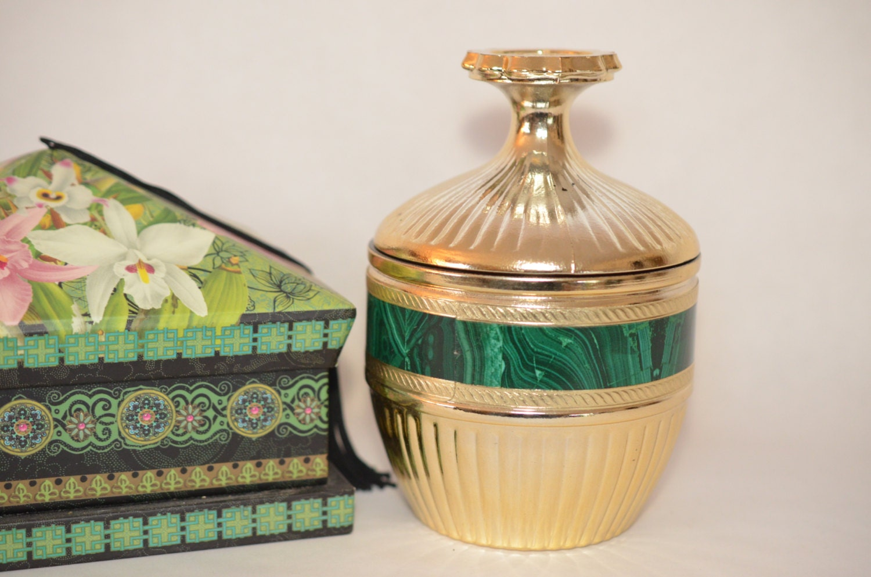 Avon Régence Candle Holder Vintage 1960's Elegance-Home