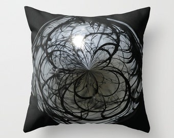 Mysterious, Orb, Outdoor Pillows,Throw Pillow, Pillow, Photography, Pillow Covers, Photo, Home Decor, Unique Gift, Housewarming Gifts, Gifts