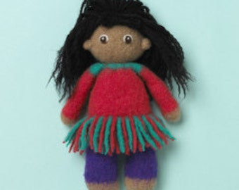 KuKu Doll Felted Doll Kit - Maria