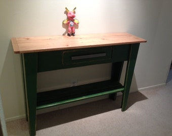console table for erin
