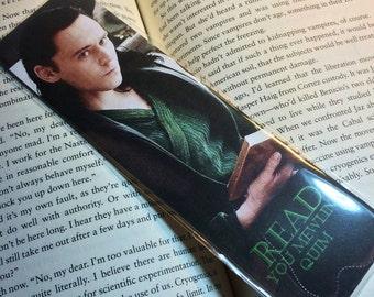 Read you Mewling Quim, Loki Bookmark