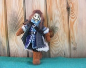 Kili, The Hobbit, Tolkien, Crochet doll