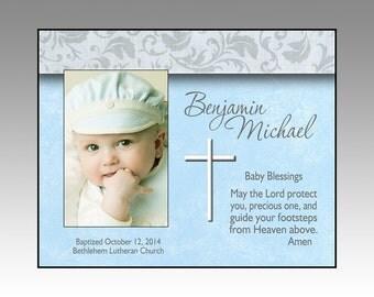 baptism picture frame baptism photo frame baptism frame christening gift baptism gift gift from godparent christening picture frame