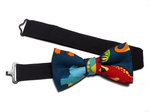 dinosaur bow tie bow tie for infant newborn