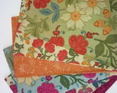Mackinac Fat Quarters, 6 piece, Benartex, Fabric, Floral
