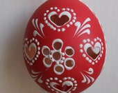 Hand Painted Madeira Easter Egg