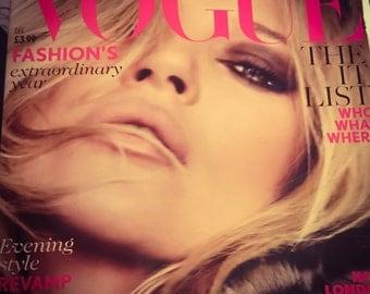 Debut #2 in British Vogue Magazine
