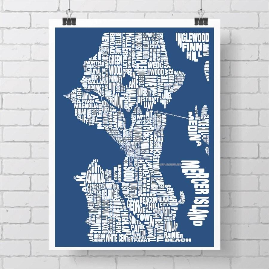 Stone Island Hoodie Usa Map Seattle TONIC - Usa map seattle
