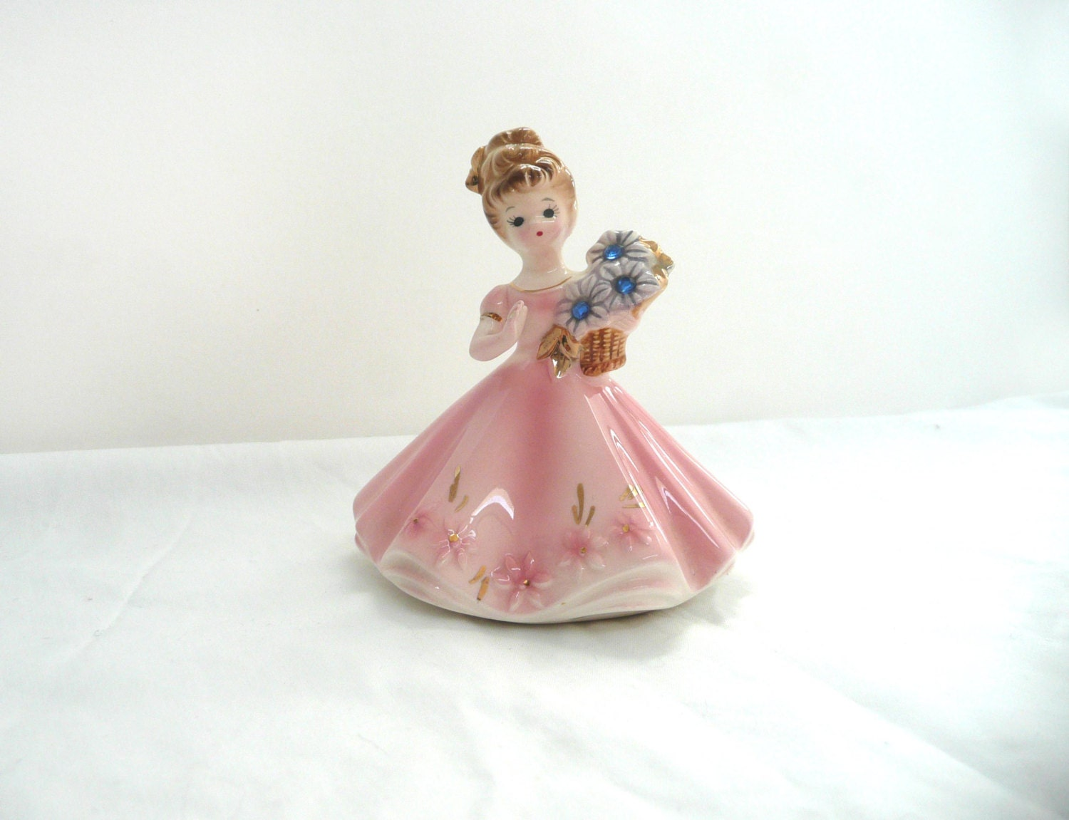 Josef original figurine josef birthday girl by toastandmarmalade1