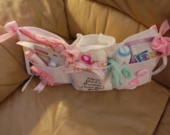 Diaper Daddy Tool Belt Custom Made for Girl or Boy