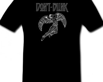 doctor who dont blink shirt