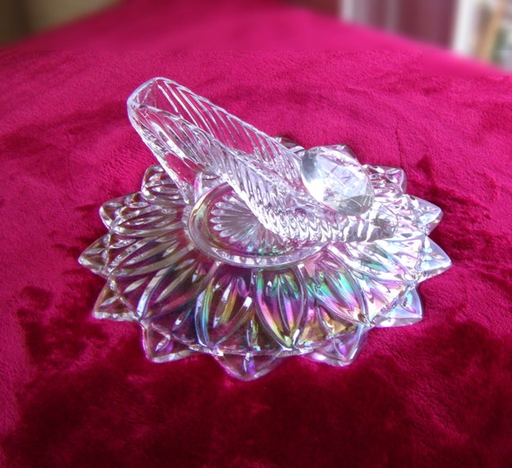 Cinderella glass slipper free shipping wedding by