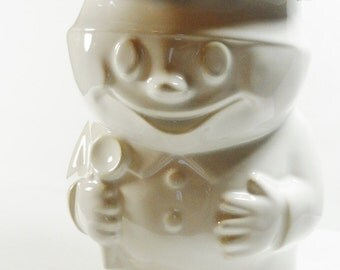 Vintage McCoy Cookie Jar - Bobby the Baker