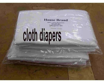 Cloth Diapers (12 Pack)