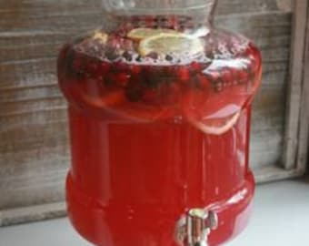 Quick and Easy Cranberry Punch Recipe