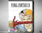 Final Fantasy II (NES Reproduction) featured image