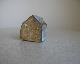 Miniture Ceramic Houses