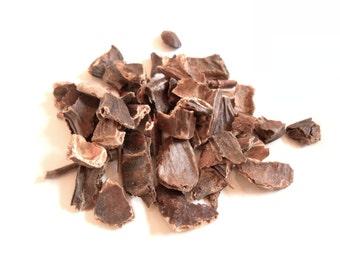 Organic RAW CAROB - Chopped Carob Pod - Delicious, Wholesome, Full of Sweet Goodness