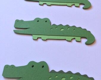 Set of 10 Alligators