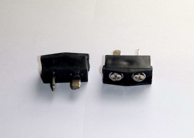Vintage Pioneer Speaker Plugs Akm-003 Receiver Parts