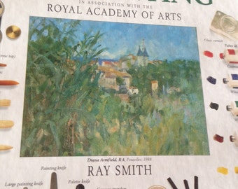 An Introduction to Oil Painting - Ray Smith - Creating different effects with Oils